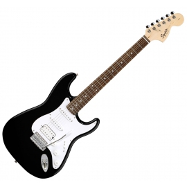 Squier Affinity Stratocaster HSS RW Black