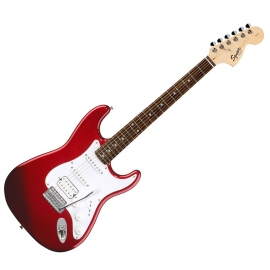 Squier Affinity Stratocaster HSS RW Metallic Red