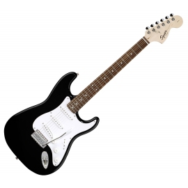 Squier Affinity Stratocaster RW Black