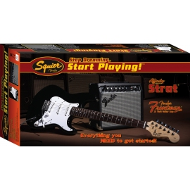 Squier Affinity Stratocaster Special Pack