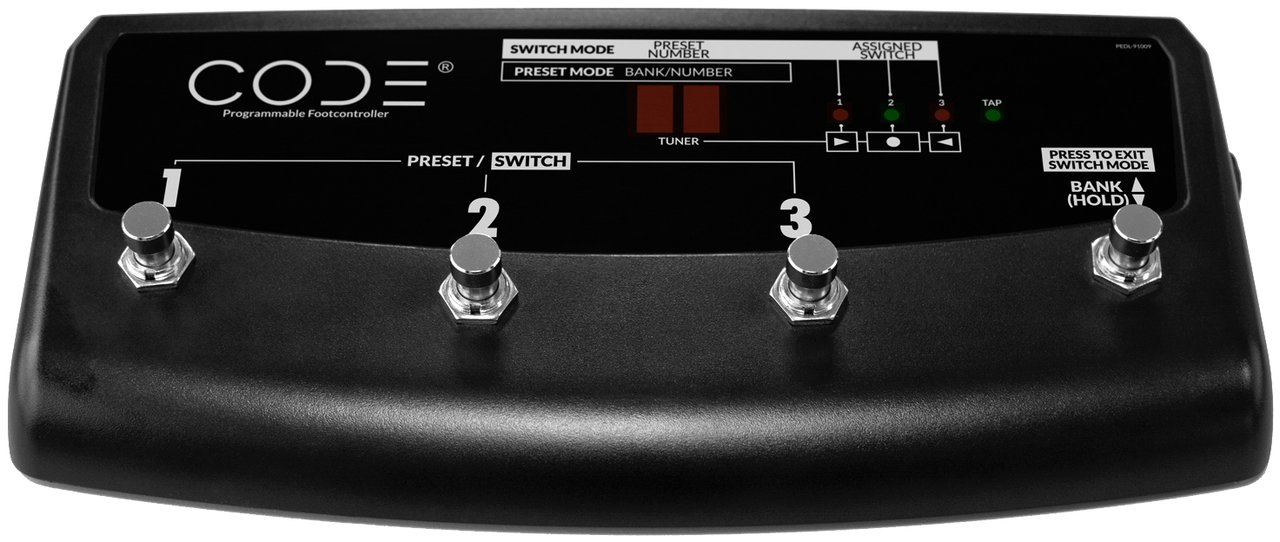 Marshall PEDL-91009 Code Series Footswitch