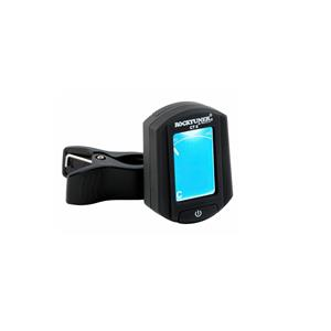 Rocktuner RT CT 5 Auto-Chromatic Clip-On Tuner, black