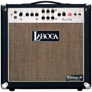 Laboga E-Gitarové kombo AD 5201 Twin-Combo Alligator